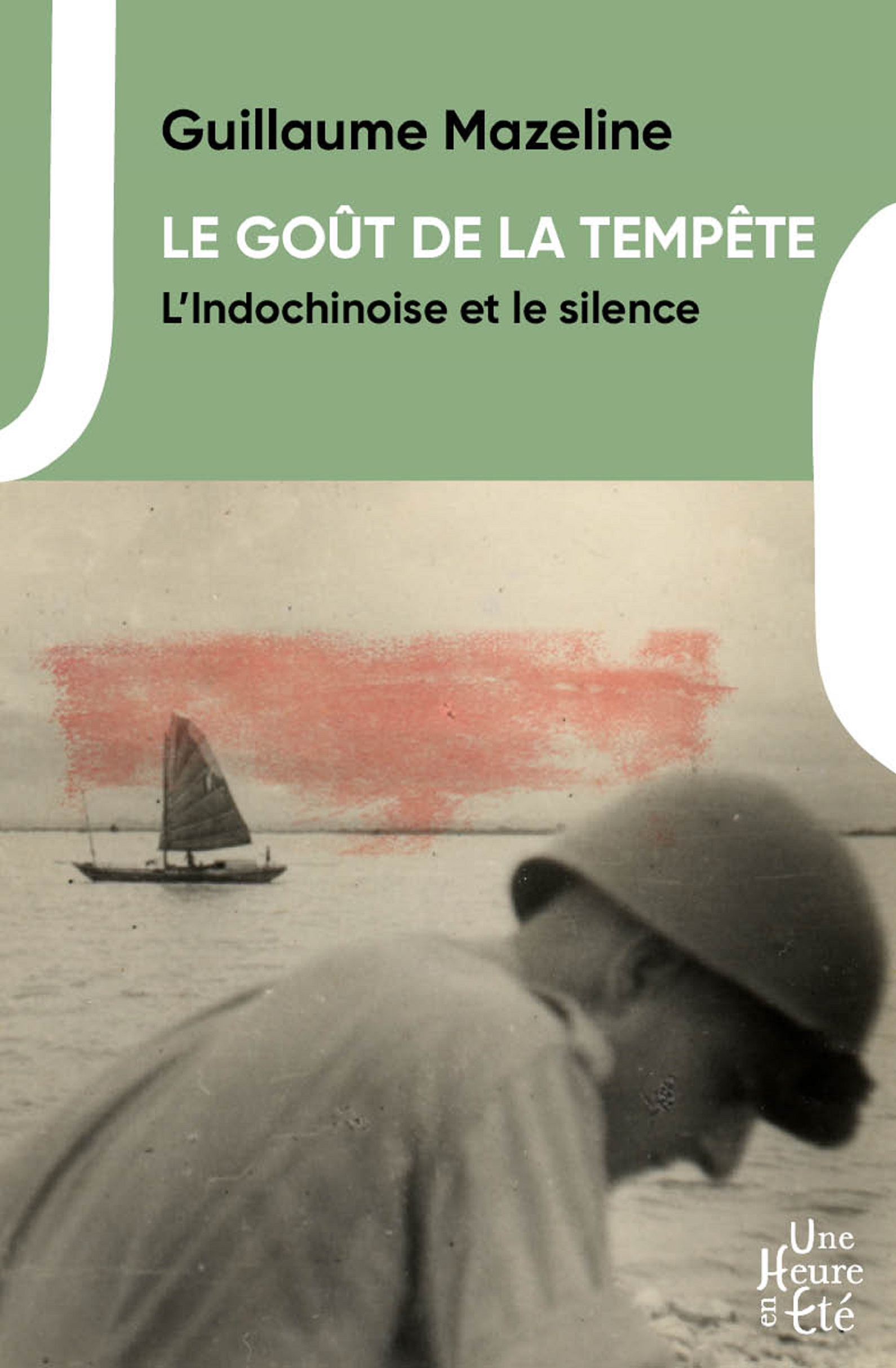 L'Indochinoise et le silence - couverture